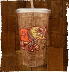 """""""Henna Tumbler"""" from the new Fall Karma collection. Boho inspired. Prairie Patches, Lawrence, KS, (785)749-4565."""