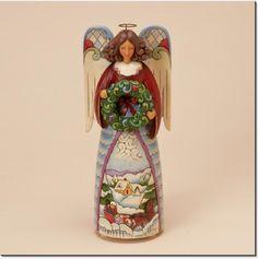 Winters Joy Musical Winter Angel