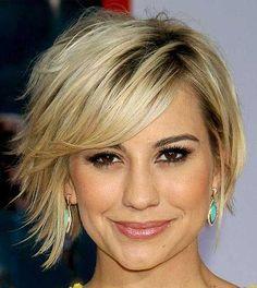 New Chelsea Kane Short Hair 2014