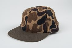 West America x Woolrich Six Panel Hat