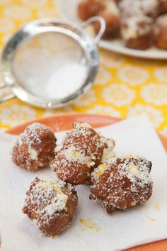 I love Beignets! Atlanta chef Virginia Willis makes her beignets the French way, using the light pastry dough known as pate a choux, which is easy to put together and puffs up when fried. These make an extra-special breakfast. For dessert, plate the beignets with a little fruit and whipped cream or ice cream. This recipe is adapted from Basic to Brilliant, Y'all by Virginia Willis (Ten Speed Press).