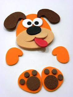 Some suggestions for souvenirs for children's day come from … - Cats and Dogs House Kids Crafts, Owl Crafts, Animal Crafts, Easy Crafts, Diy And Crafts, Pencil Toppers, Child Day, Felt Animals, Bottle Crafts