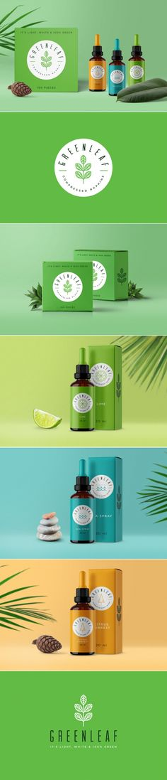 Greenleaf Will Help You Keep it Green — The Dieline | Packaging & Branding Design & Innovation News