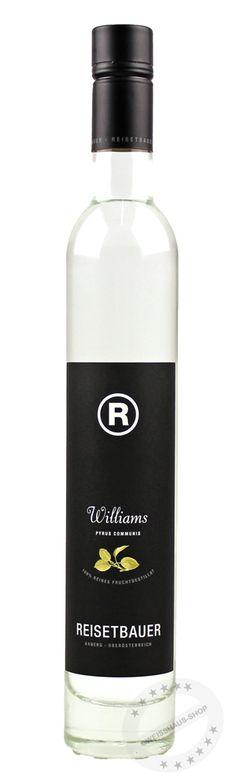Reisetbauer Williams Edelbrand Vodka Bottle, Shampoo, Yummy Food, Personal Care, Drinks, Austria, Cherries, Pictures, Drinking