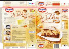 Kuchen Backmischung Dinner Box, Ham Dinner, Oreo Package, Nabisco Oreo, Diy Karton, Chicken Chunks, Vintage Packaging, Cookie Box, Kraft Recipes