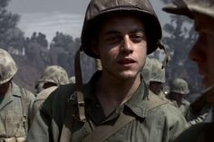 Rami Malek The Pacific Background 1 HD Wallpapers