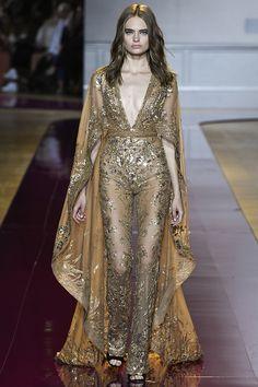 Haute Couture Zuhair Murad Automne Hiver 2016 2017 - LE BAZAR DES TENDANCES