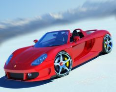 Phenomenal Porsche Carrera GT! Ultimate Exotic Supercars