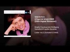 Ständchen (Zögernd leise) D920 (2004 Digital Remaster)