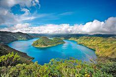 Lago Cuicocha #Ecuador #Cotacachi