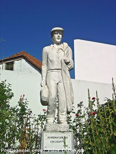 Monumento ao Emigrante - Meimoa - Portugal by Portuguese_eyes, via Flickr