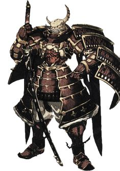 "Warrior Takemikazuchi ""The Samurai"""