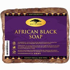 african black soap natural