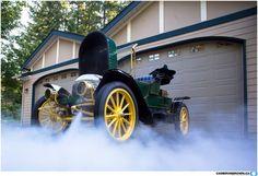 "1911 Model R ""Stanley Steamer"" Steam Car"