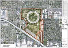 Norman Foster - Apple's Cupertino Campus