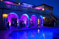 Outdoor UpLighting at a house | Outdoor UpLighting | Pinterest ...