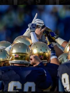 Notre Dame Football # 1
