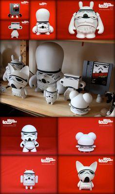 Stu Witter Stormtroopers