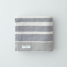 PERSONAL DAY BLANKET | selected by jamesdrygoods.com for the made in america: contemporary project | #madeinusa |
