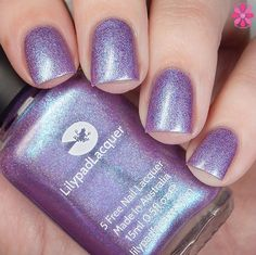 Lilypad Lacquer The Fashionista Collection Iconic Swatch
