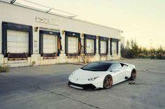 Lamborghini Huracan на дисках от ADV.1 Wheels   AvtoTyn.ru