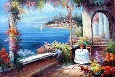 #Oil #Painting #Suppliers offer their paintings online, as well so you can purchase online at reasonable prices .