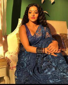 Hot Actresses, Beautiful Actresses, Indian Actresses, Indian Girls Images, Sexy Blouse, Saree Blouse, Beautiful Girl Image, Antara, Indian Beauty Saree