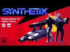 Grab The Games: Giveaway Synthetik Free Steam Closed Beta Keys