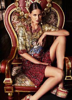 Glamgerous   Fashion Fall Editorial 2013 #1