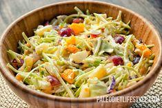 Fruity Coleslaw   Paleo Diet Lifestyle