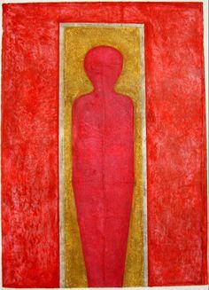 Rufino Tamayo - Figura de pie