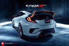 Honda Civic Type R Coupe 2