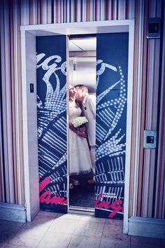 Las Vegas wedding Flamingo Hotel