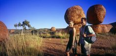 Devils Marbles - Northern Territory - Australia