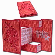 Tri-Shutter Cards