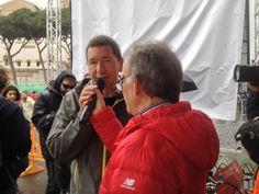 Ignazio Marino, sindaco di #Roma #maratonadiroma