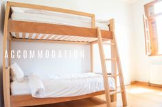 Booking Accommodation – a two year break