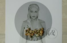Daenerys drawing by and_rewsart