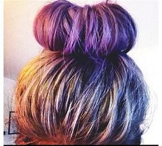 Ombre Hair Chalk; definitely gonna need some. I really want ombre hair, but I know how much stuff like that can fry your hair. Hair chalk would be a pretty great alternative.