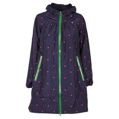 danefæ regnfrakke #superlove