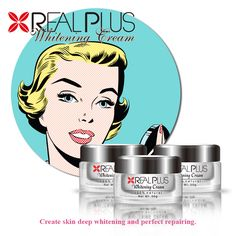 71 Best Real Plus Whitening Cream Images Real Beauty Whitening