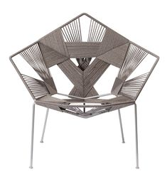 15 assises outdoor  Fauteuil COD project, Rami Tareef (Outdoorz Gallery)
