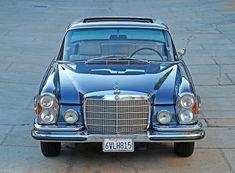 It was a Mercedes-Benz Coupe. Mercedes 280, Mercedes Sport, Mercedes Benz Coupe, Classic Mercedes, Mercedes Benz Cars, Mercedes Models, Classic Motors, Classic Cars, M Benz