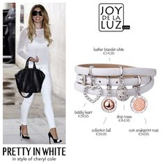 Joy de la Luz | In style of Cheryl Cole