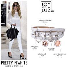 Joy de la Luz | In style of Cheryl Cole
