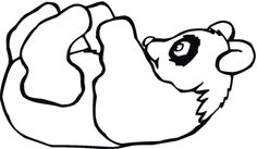 25 Best Oso Panda Images Free Coloring Pages Coloring Pages Cute
