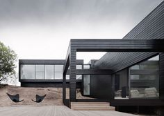 Architecture | Ridge Road Residence - beeldsteil.com #architecture