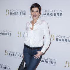 """Cristina Cordula - Avant Première du film """"Five"""" prix cinéma 2016 de la Fondation Barrière à Paris le 14 mars 2016. © Olivier Borde/Bestimage"""