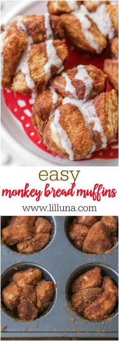 Easy Monkey Bread Mu