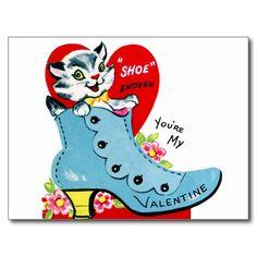 clown valentine vintage valentine clip art retro valentine card